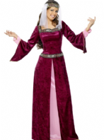 Maid Marion Medieval Costume
